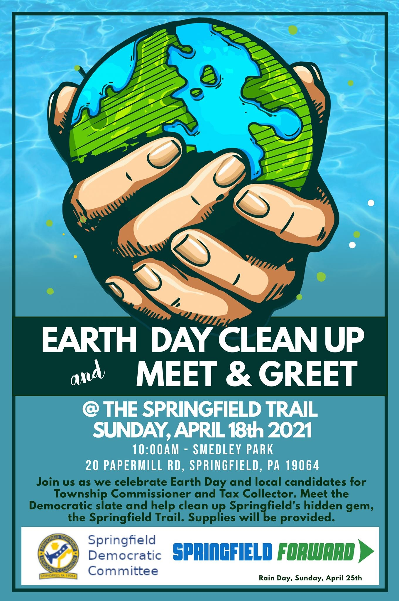 Earth Day Clean Up & Meet and Greet